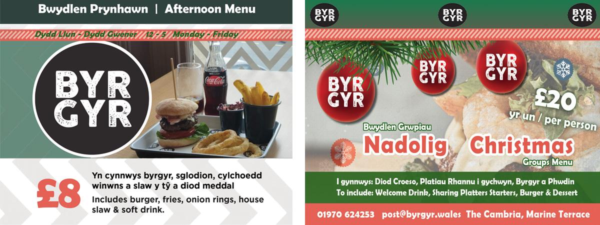 Offers at Byrgyr